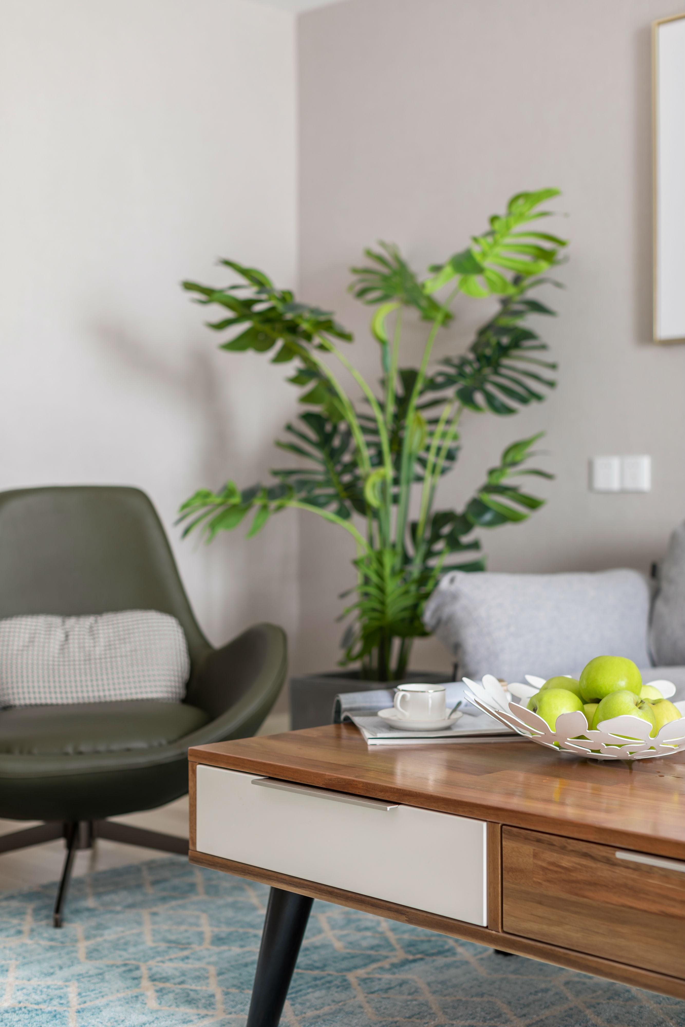 质朴113平欧式三居客厅实景图客厅2图欧式豪华客厅设计图片赏析