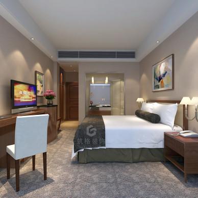 马尔康大酒店丨成都连锁酒店装修设计_3371420