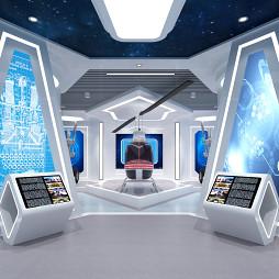 工大航空学院展厅设计_3377916