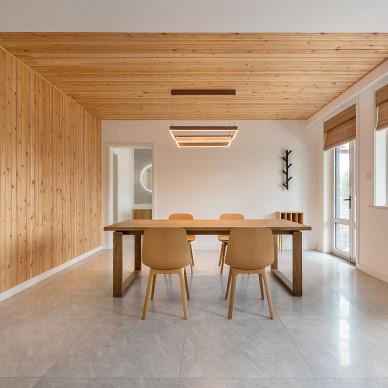 原木明净的北欧风格客厅亚博娱乐平台下载 8