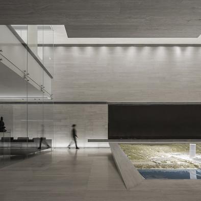 重庆万科天地艺术馆: 一座城市的当代风度