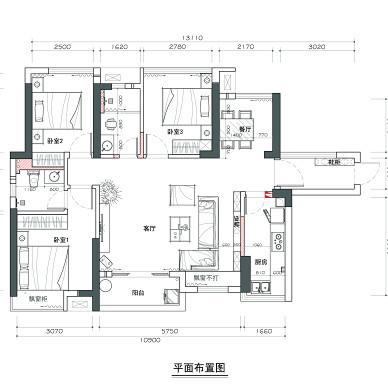 江湾公馆2栋新简约_3390158