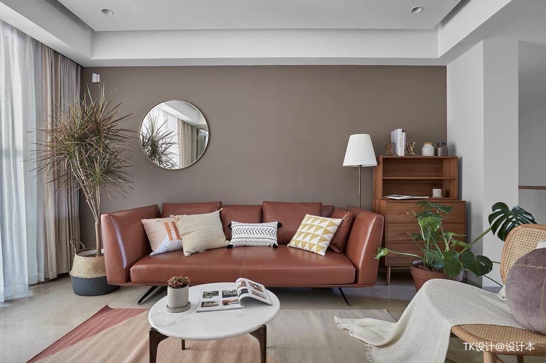 温馨230平混搭三居客厅设计美图客厅1图