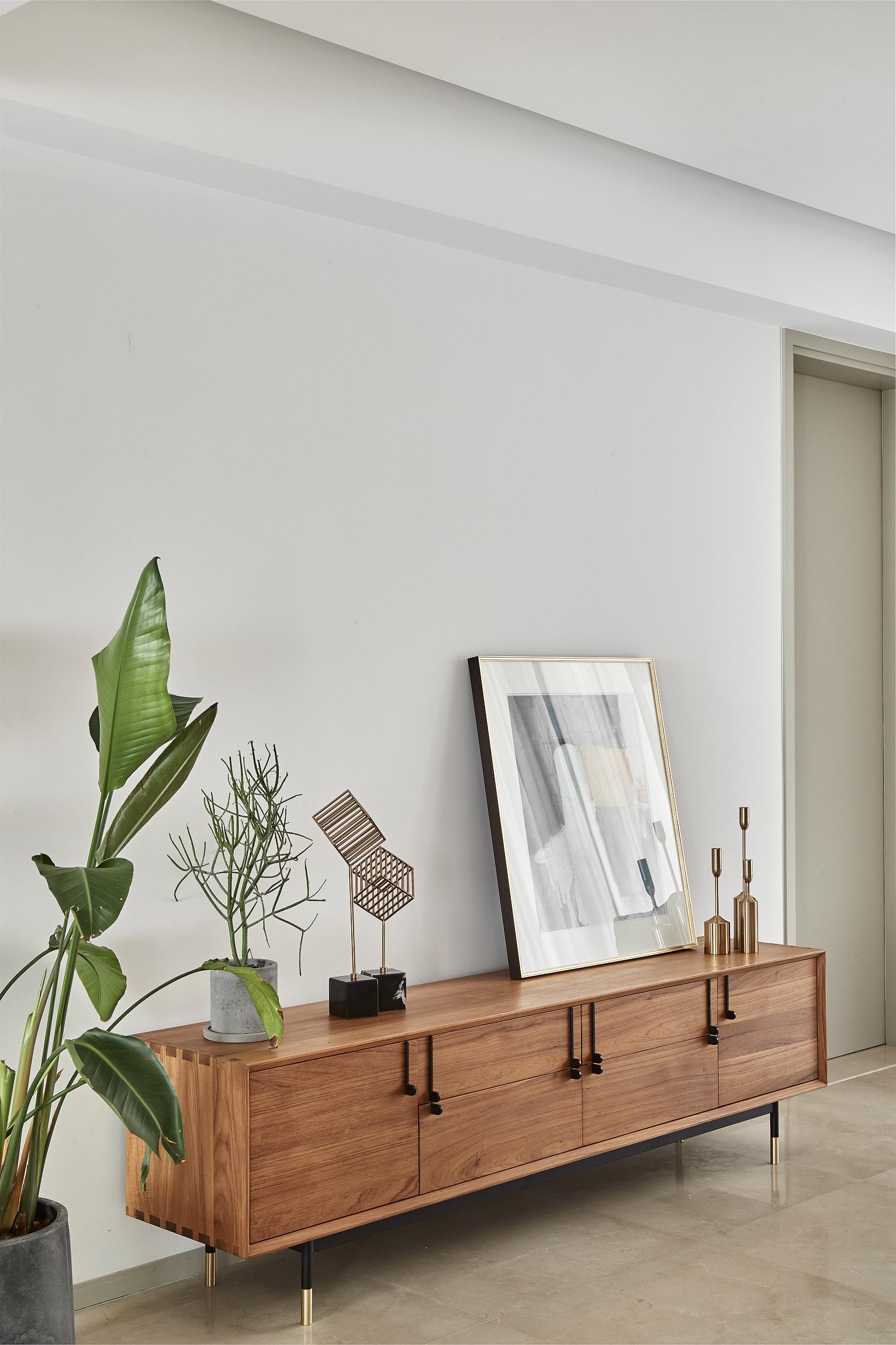 温馨82平混搭三居客厅设计美图客厅2图