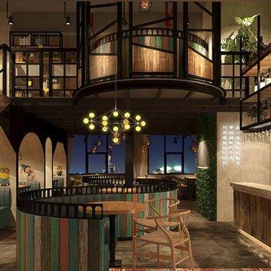 二十四城私房菜-重庆餐厅设计_3398734