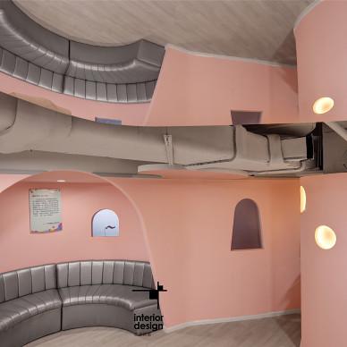 混搭维拓堡国际儿童成长中心效果图设计