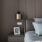 简约风格之绿地晶萃高雅卧室设计图