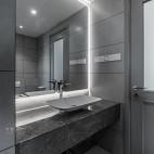 简约风格之绿地晶萃卫浴设计图