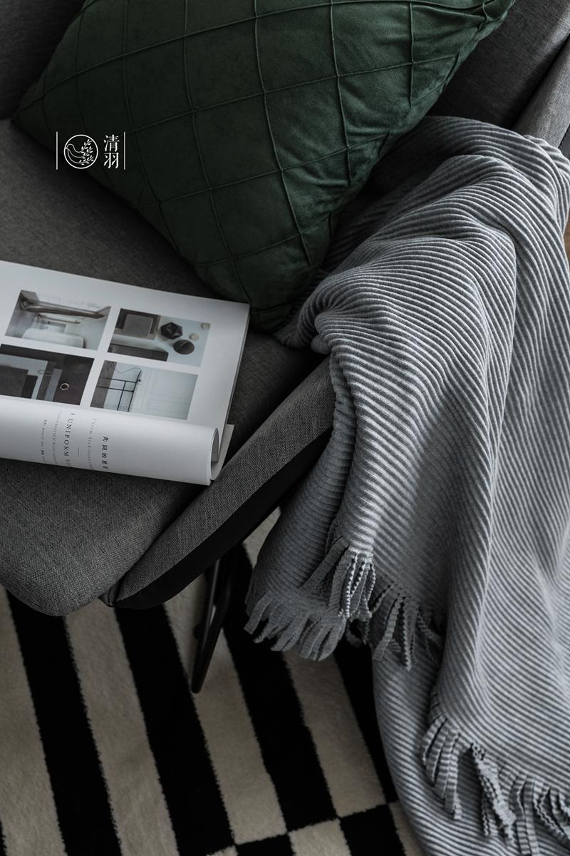 典雅21平法式小户型客厅装修设计图客厅11图欧式豪华客厅设计图片赏析