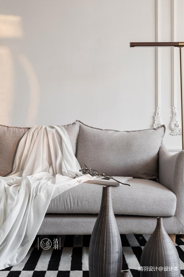 精致35平法式小户型客厅装修美图客厅床4图欧式豪华客厅设计图片赏析