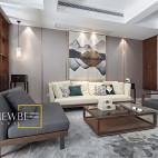 中式风格高大上客厅