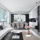 现代风格休闲客厅设计图