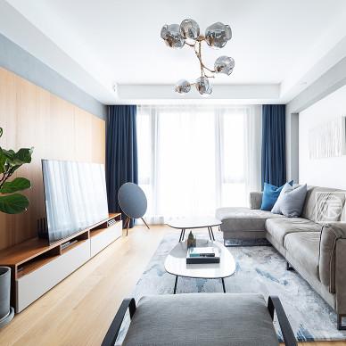 现代精致客厅设计图