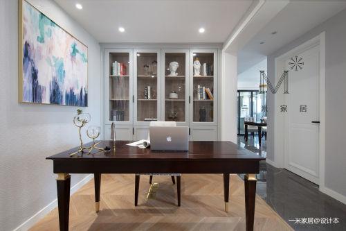精美97平现代三居客厅设计效果图功能区木地板