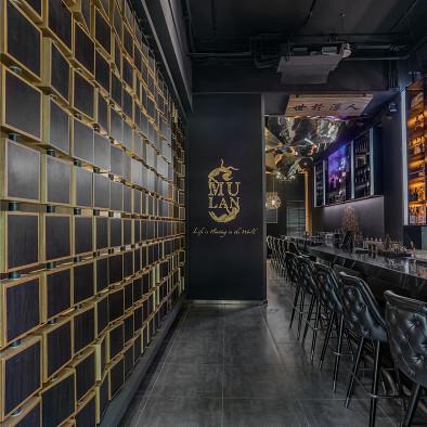 商业空间的一股清流 --- 木蘭酒吧