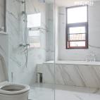 二居现代简约卫浴设计
