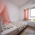 三居简约儿童房设计