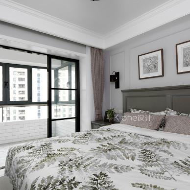 二居美式卧室装修设计