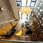 二居工业风楼梯设计