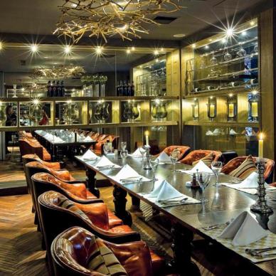法国波尔多酒庄餐厅_3425080