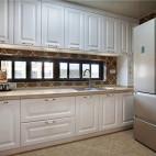 三居简约美式厨房设计