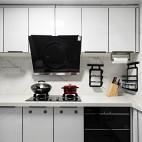 三居住宅厨房设计