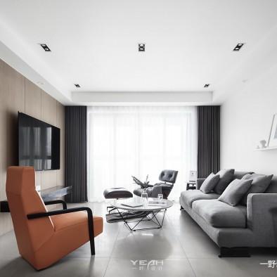一野设计—九龙仓风华里 | 140m²