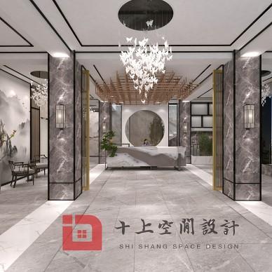 中式风格酒店_3428930
