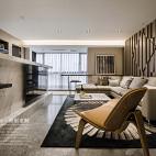 台式美学现代客厅设计