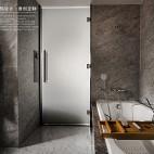 台式美学现代卫浴设计