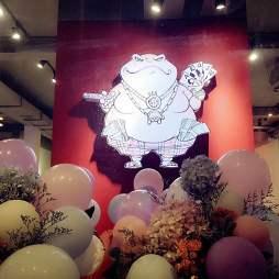 【远近设计-餐饮空间-火锅店】一只蛙的传奇_3431751