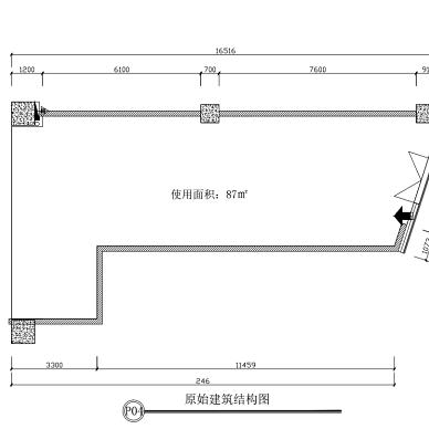 【远近设计-购物空间-服装店】弘扬广场ARQ专卖店_3431775