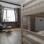 陆家嘴三居现代儿童房设计