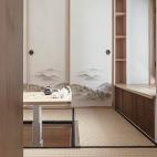 日式二居榻榻米设计