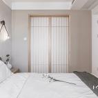 日式二居卧室设计