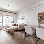日式二居客厅设计