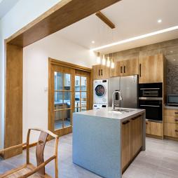 馨和園中式別墅廚房設計圖