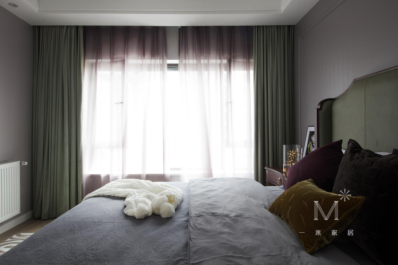 典雅75平欧式复式卧室装修效果图卧室