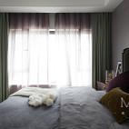 216m²北欧卧室设计
