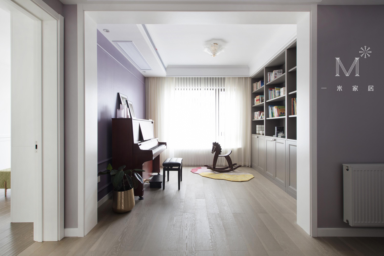 温馨216平欧式复式休闲区装修效果图功能区欧式豪华功能区设计图片赏析