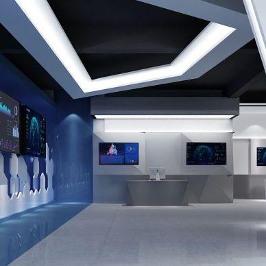 青岛信息技术孵化基地展示中心_3439159