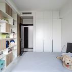 简约三居儿童房设计