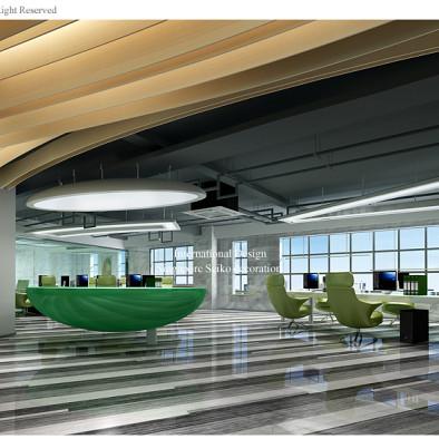 贝普厂区办公楼设计