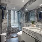 现代法式卫浴设计图片