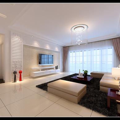 欧尚广场家装白色调设计风格_3442657