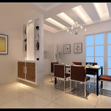 欧尚广场家装白色调设计风格_3442658