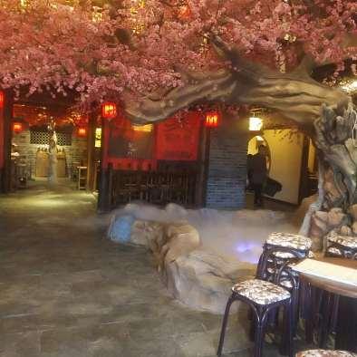 古建风 火锅店设计  实景 照片