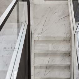 中式复式楼梯设计实景