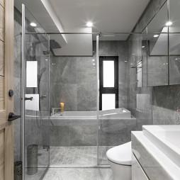 新古典豪宅卫浴设计实景