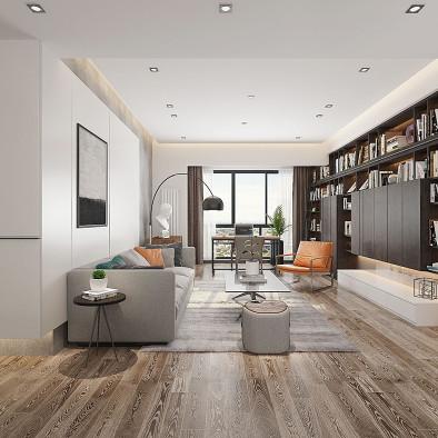 现代简约的居家空间!